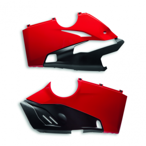 Ducati Panigale V4 lower fairings